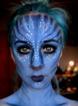 halloween beauty 15 creative makeup ideas
