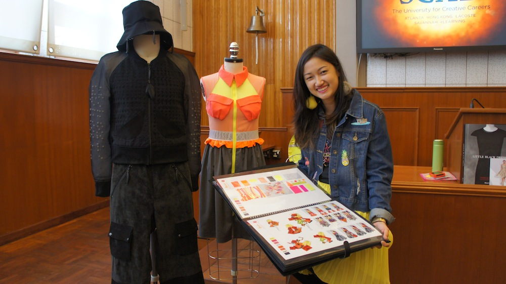 Exclusive interview with SCAD HK fashion student Dawn Bey