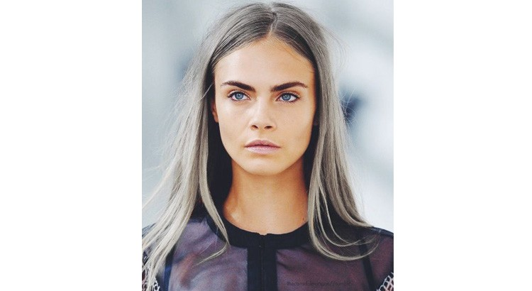 Silver Hair Trend Is Grey The New Black Or Blonde