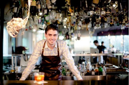 Qu0026A Exclusive interview with award winning bartender ...