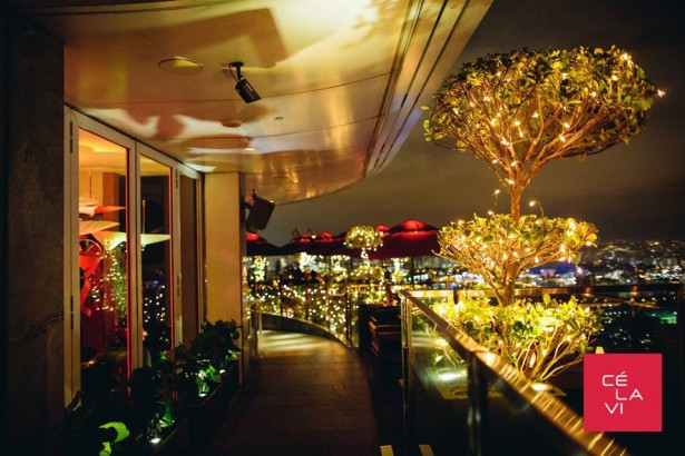 10 Rooftop Bars In Singapore For After Work Drinks