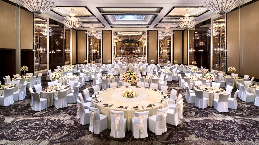 5 Grand Venues To Host Your Wedding Reception In Singapore