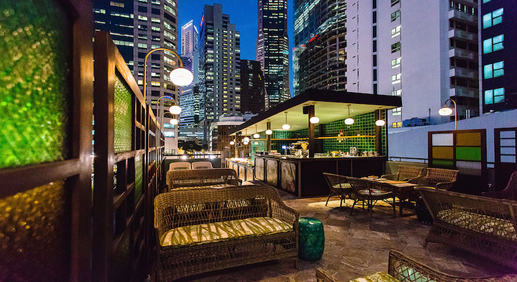 Chill Out: 5 New bars to check out in Singapore