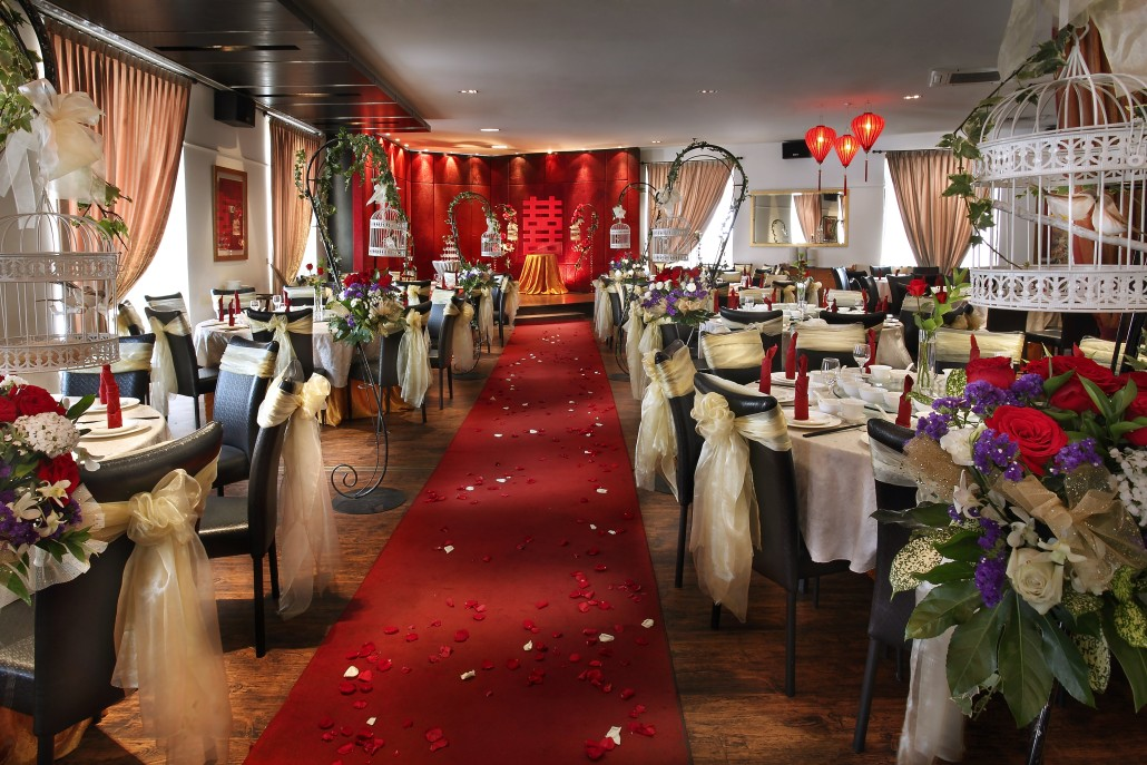 Where to hold your chinese wedding banquet in singapore