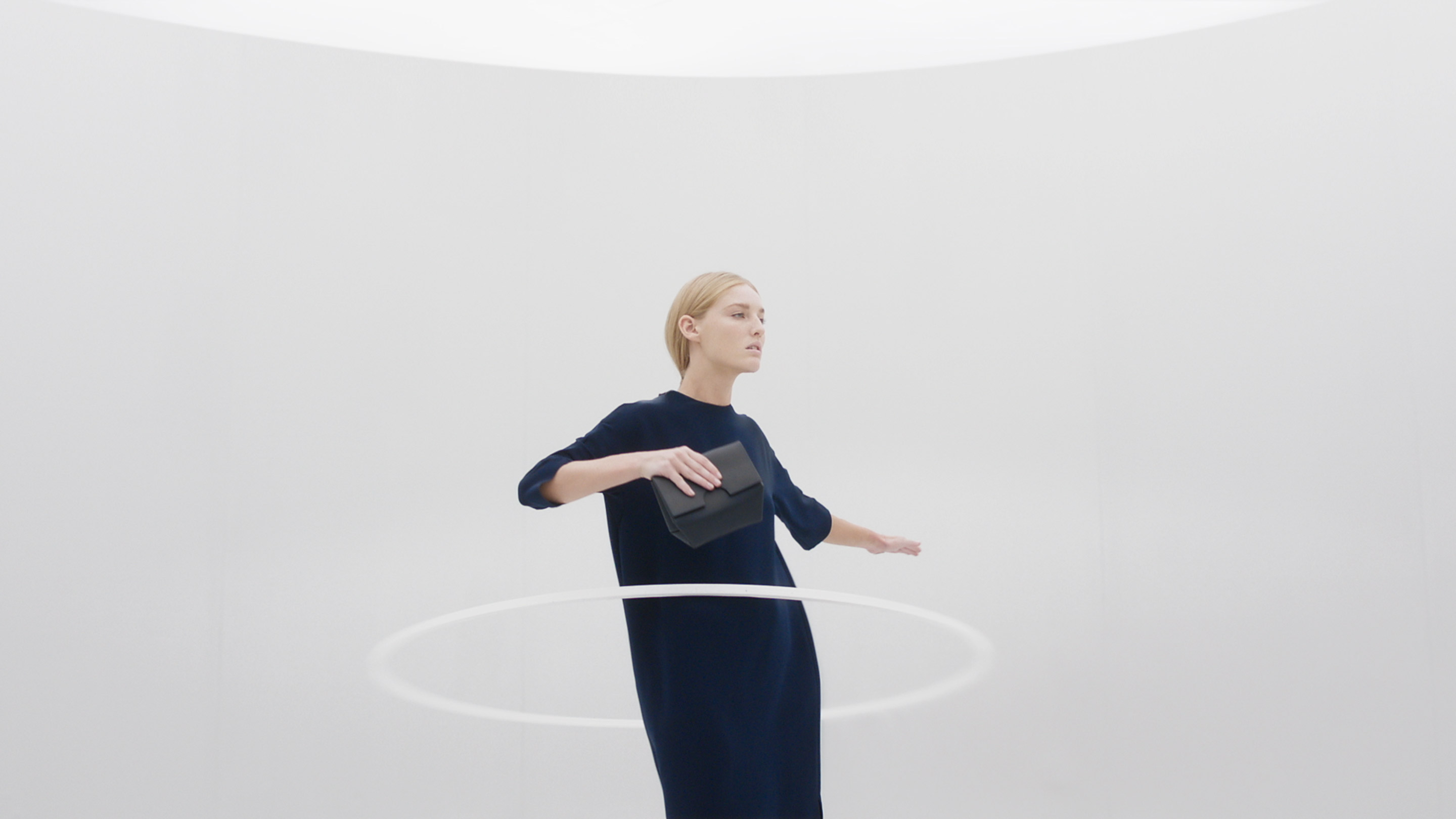 COS debuts new line with artsy fashion film