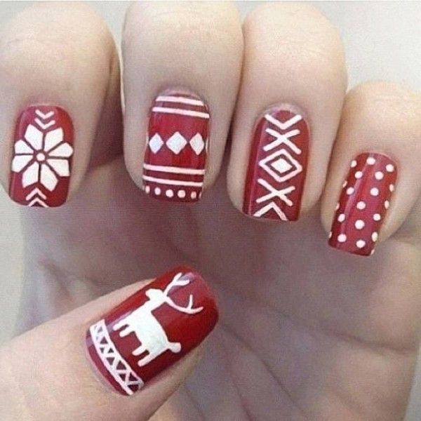 10 Festive Nail Art Designs To Try This Holiday Season
