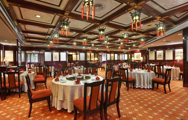 Top 5 restaurants to hold your chinese wedding banquet in kl for Design hotel kl