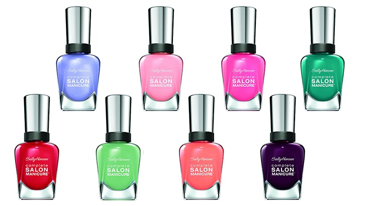 Sally Hansen Brings New Improved Formula To Fan Favourite Nail Polishes
