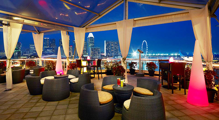 10 Stunning waterfront dining restaurants in Singapore