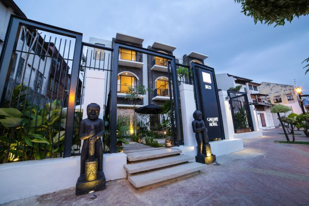 The 10 most gorgeous boutique hotels in malacca for Design boutique hotel torino