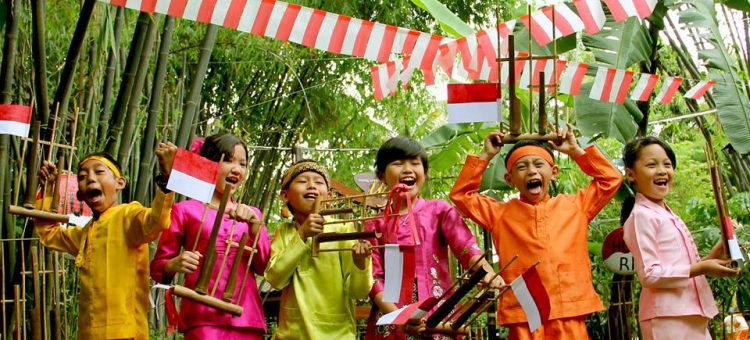 10 things to do with your kids in bandung indonesia - Marie france bandung ...