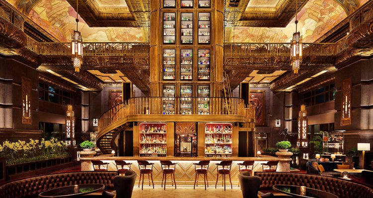 10 Art deco-themed restaurants & bars in Singapore you\'ll love