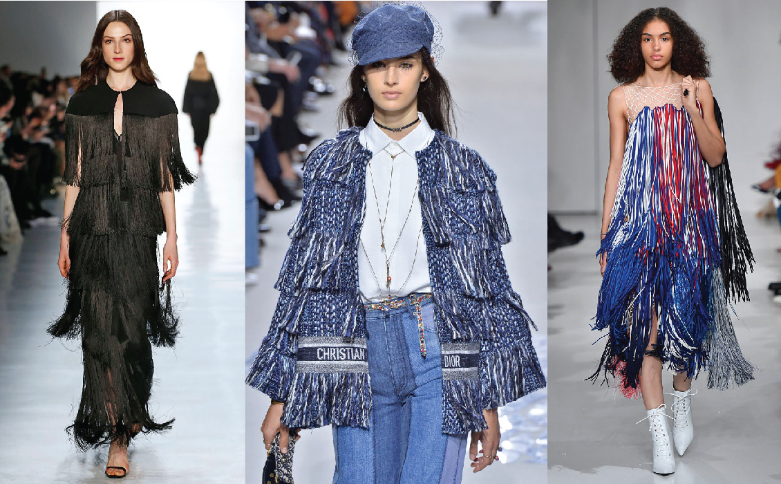 What is fringe and fashion trends 71
