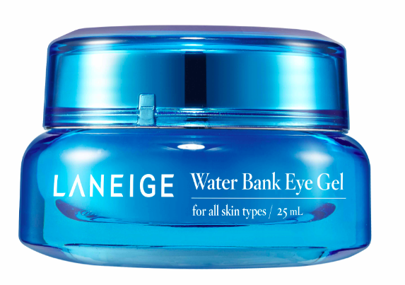 Beauty Review: Laneige Water Bank Eye Gel and Moisture Cream