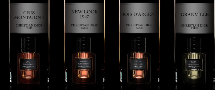 10818dedfd Fragrance: Dior launches limited edition perfume elixirs collection