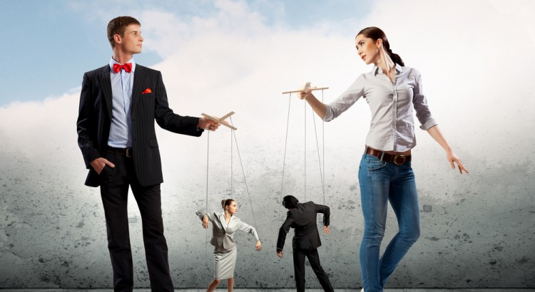 Work, family, relationships - How to deal with a manipulator?