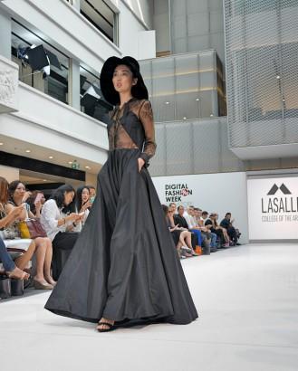 Digital Fashion Week 2015 Singapore Fashion Design Schools Showcase