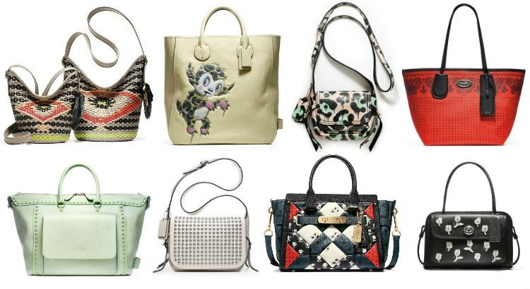 6c582ce92d Americana Revisited  Coach Spring 2015 handbag collection