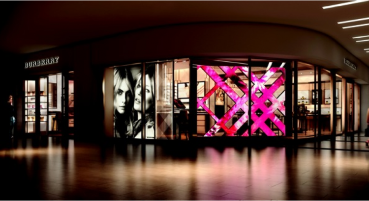 56f53c10015 Asia s first Burberry Beauty Box opens in Seoul
