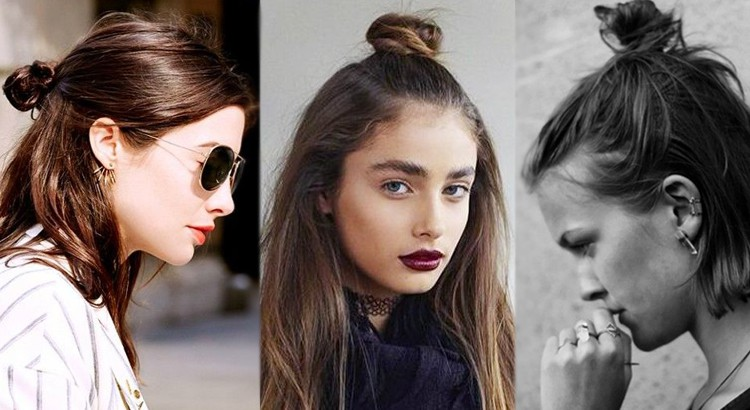 Quick And Quirky 15 Ways To Pull Off The Half Bun