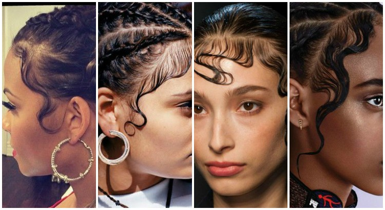 Baby Hair The Latest Celebrity Hair Trend