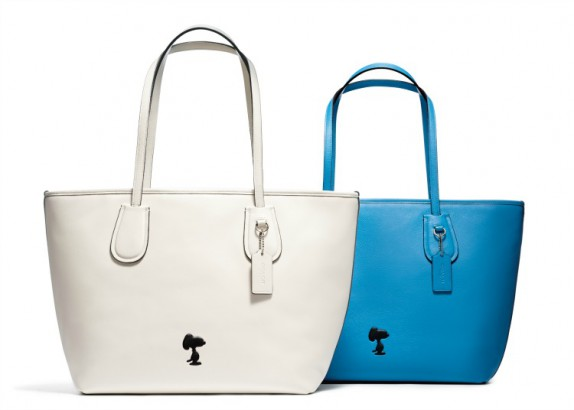 4796ebe6ce ... bags in the latest fun and playful limited edition collection. Coach x  Peanuts