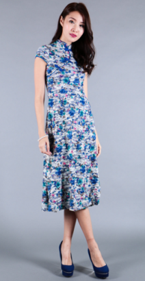 00ebffde5 Chinese New Year: 10 Modern cheongsams to wear for your CNY visits ...