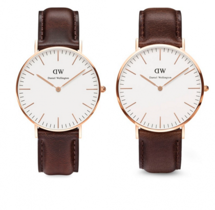 1ecdacde91 Valentine's Day: 10 Sweet couple watches to wear together - Marie ...