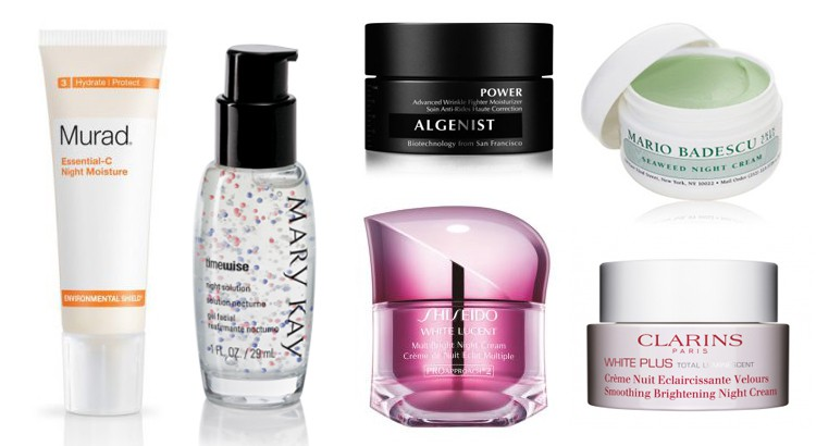 14 Best night creams for every skin type