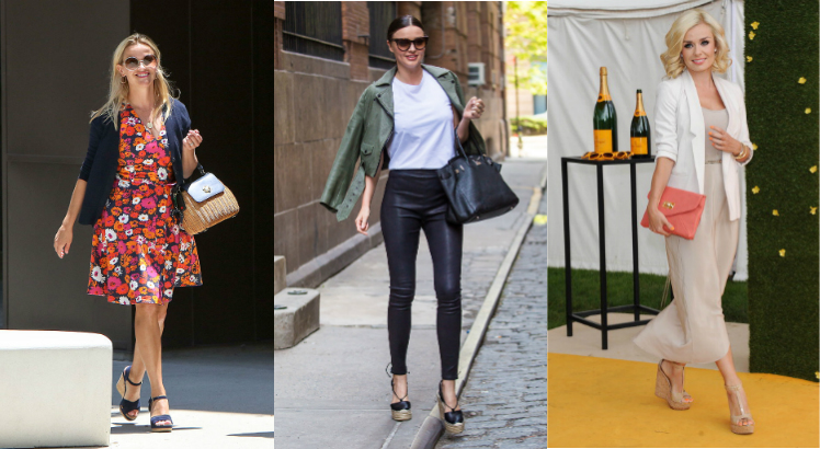 0b892d916d6 Style Guide: How to wear wedges like a star