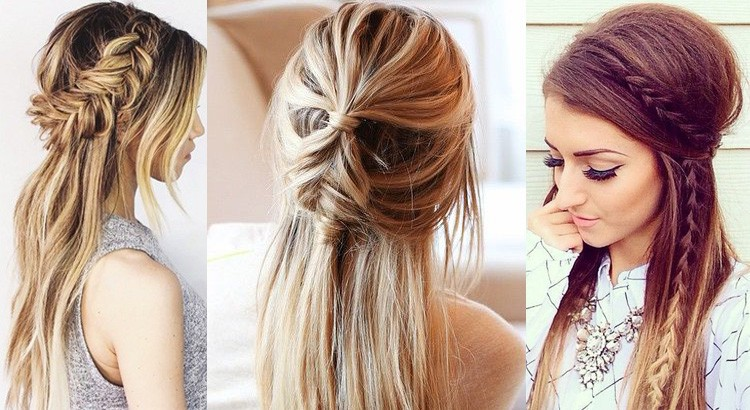 Awesome 25 Sophisticated Half Tail Hairstyles To Make Everybody Jealous Schematic Wiring Diagrams Amerangerunnerswayorg