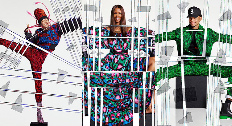 22004cb6 Revealed: The New KENZO x H&M Collaboration in Pictures