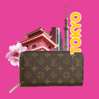 The New Louis Vuitton Monogram World Tour Collection Is Wanderlust Inspired Marie France Asia Women S Magazine