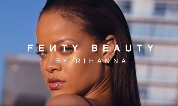 A first look at Rihanna's diverse Fenty Beauty makeup line