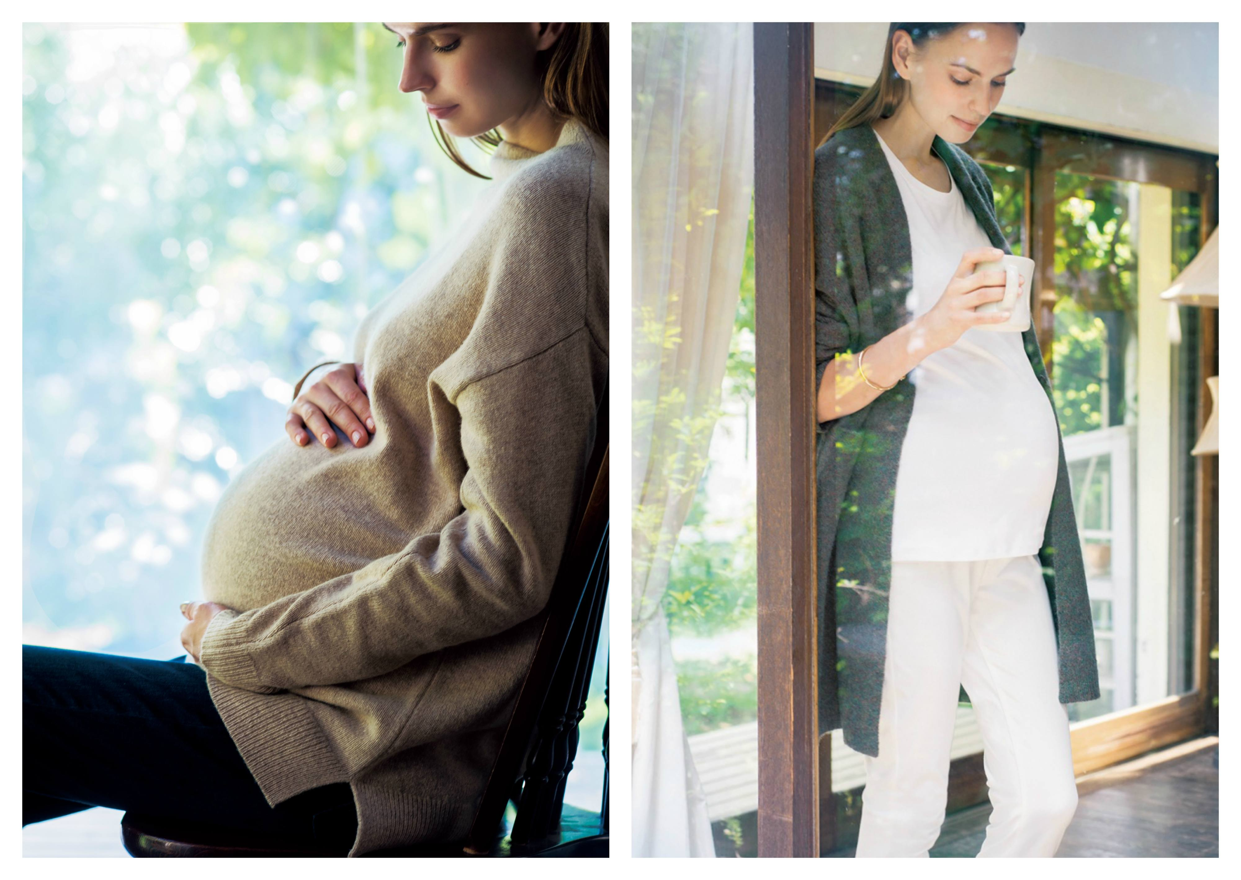 fd24eb07719e76 Sneak Peek: UNIQLO launches new Newborn & Maternity Lifewear line
