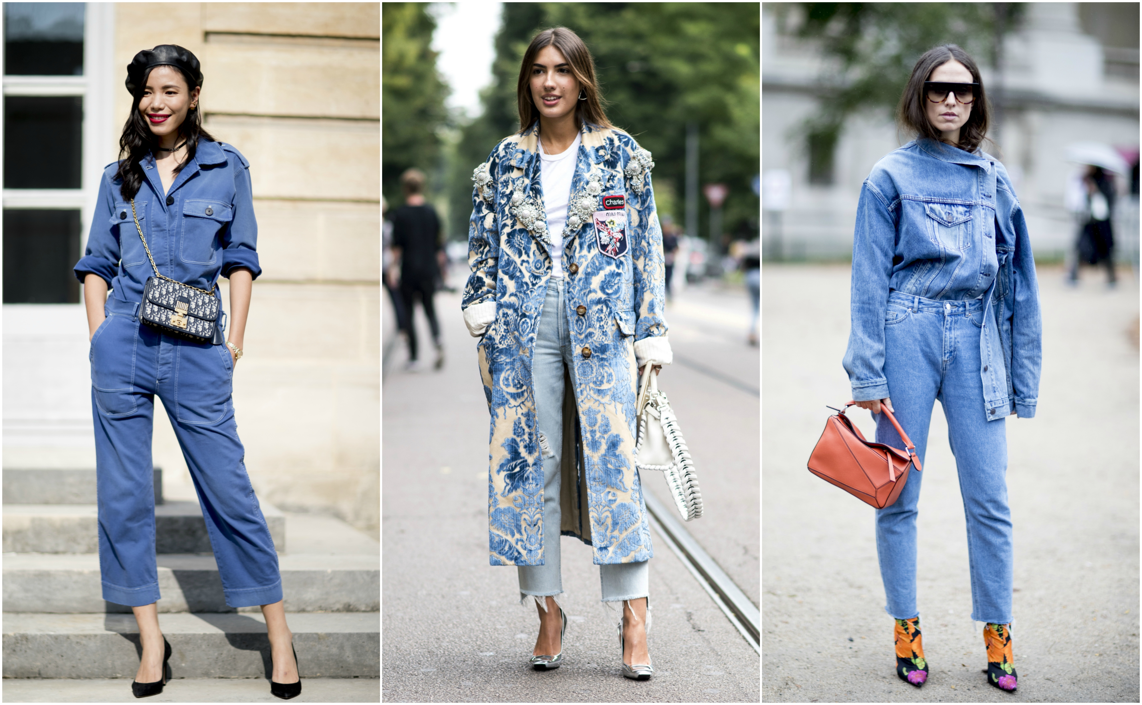 Double Denim 6 Style Tips To Wear Denim Head To Toe