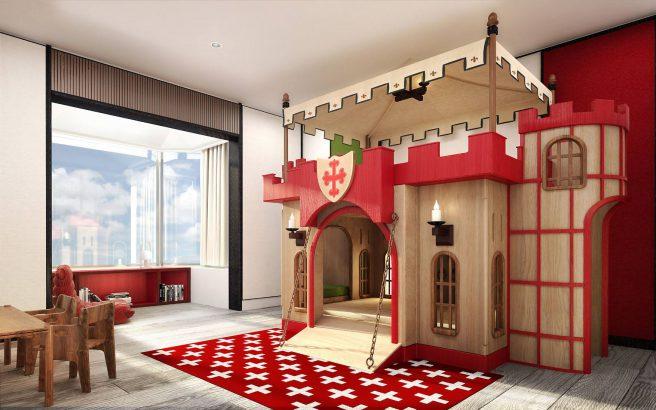 e1e55e1e47e268 Shangri-La Singapore introduces luxury kid suites with fantasy themes